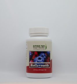 ביופלבונואידים פורטה - Bioflavonoids | צוף צמחים