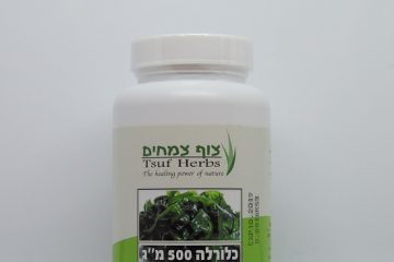 כלורלה – GREEN GEM CHLORELLA